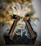 Giftbox 1 Fles Gold Edition met Glas_