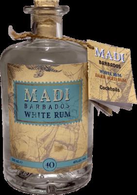 MADI Premium Rum White