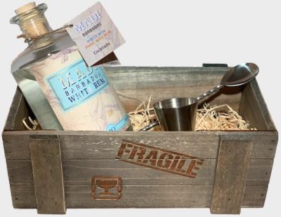 Giftbox MADI White Rum