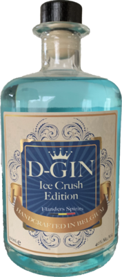 Ice Crush Personalized Label