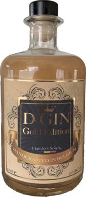 Gold Edition Personalized Label