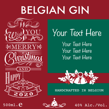 Personalized Label 014