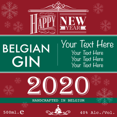 Personalized Label 017