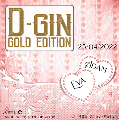 Personalized Label 019