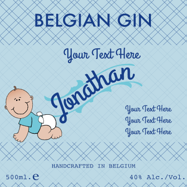 Personalized Label 021